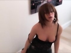 French Maid DownBlouse
