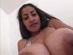 Breasty Indian Vanessa