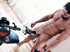 オナニー, 筋肉, おもちゃ