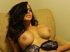 I've got adult video star Veronica Avluv to fuck