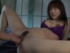 Asiático, Penetracion con dedos, Peludo, Japonés, Tetas