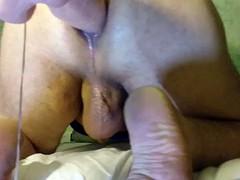 big fat anal dildo machine 2