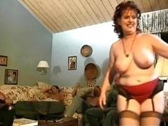 Charming moms with natural bra buddies & fuck holes!