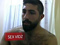 Arabe, Grosse bite, Homosexuelle, Fumer, Voyeur