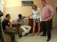 Husband Share Her Wife With Young Fellas