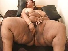 Mooie dikke vrouwen, Grote mammen, Zwart, Zwart