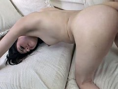 Rich bitch Sasha Grey gets her pussy banged by her father's servant
