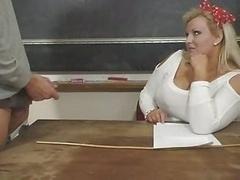Hot Mature Adult bbw Teacher Kirsten Halborg