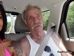 Gorgeous Teen Nikki Kay Gets Naked For Old Guys