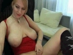 Online camera Broad With Large Natural Tits