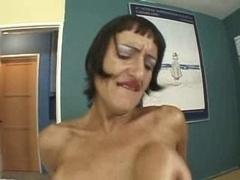 Susana De Garcia -Older Hirsute Squirter