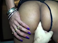 lboy hair Pam and creampie