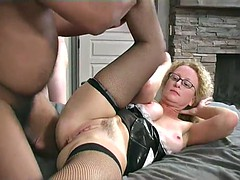 mature slut gangbanged and creampied