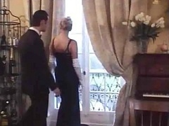 Aroused French Couple