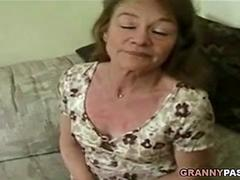 Granny Orgy With Facial Cumshot