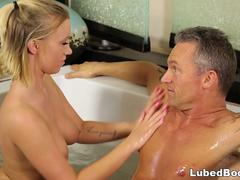Masseuse Bailey Brooke and her ex-boss