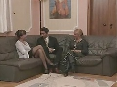 Granny And plus Sexually available mom In Stockings Fuc