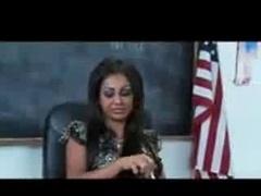Американки, Индианки, Учитель
