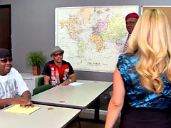 milfs like it black - business as a second language starring