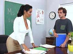 A teacher in need