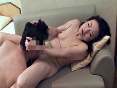 Junko Sakashita - JAV Mature Fucked By Her BoyToy