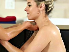 Alana Luv And Esmi Lee Unexpected Threesome