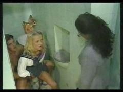 Erika Bella - Sex In The School