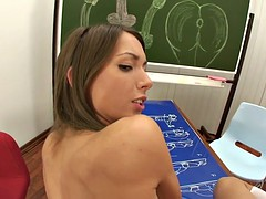 Cute skinny girl Anal sex