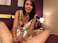 mom removes chastity device