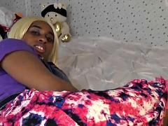 ebony step sister msnovember fucked by panty sniffing bro