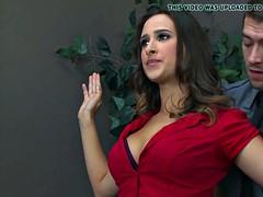 Brazzers - Ashley Adams - Big Tits at Work