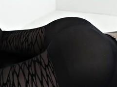 Big lips fake tits getting throated