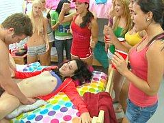 Блондинки, Минет, Одноклассница, Смазливые, Секс без цензуры, Вечеринка, Студентка, Молоденькие