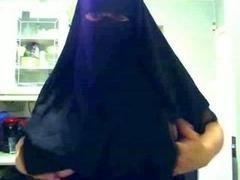hijab online camera