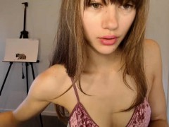 Erotic Erotic sweetpie jerking onto webcam high definition