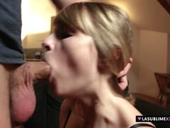 LaSublimeXXX Wiska takes boyfriend hard cock in her ass