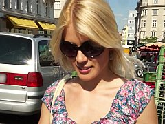 Next door European beauty