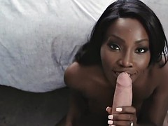 Jordi was able to fuck two black pussies