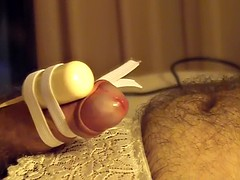 close the CD Cumming hands free with a vibrator
