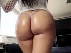 Latinas big ass spunked