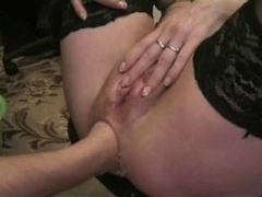 german rookie anal fisting sex
