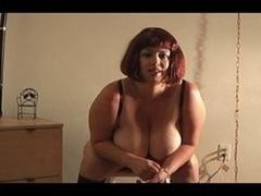 Dirty Talk Big-breasted Big beautiful women