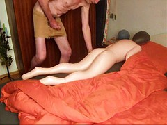 Jamie heimlich anal gevoegelt