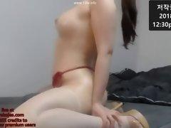 korean chubby in stockings hot webcam show