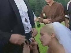 The Bride say - Thank u