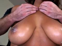 Grote mammen, Pijpbeurt, Hardcore, Pornster
