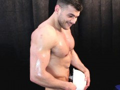 Removal Man Bodybuilder Jack Off
