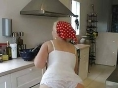 Nice Fuck In Kitchen