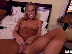 Carter Cruise wants a fat dick