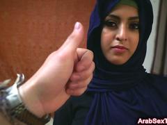 素人, アラブ, 茶髪の